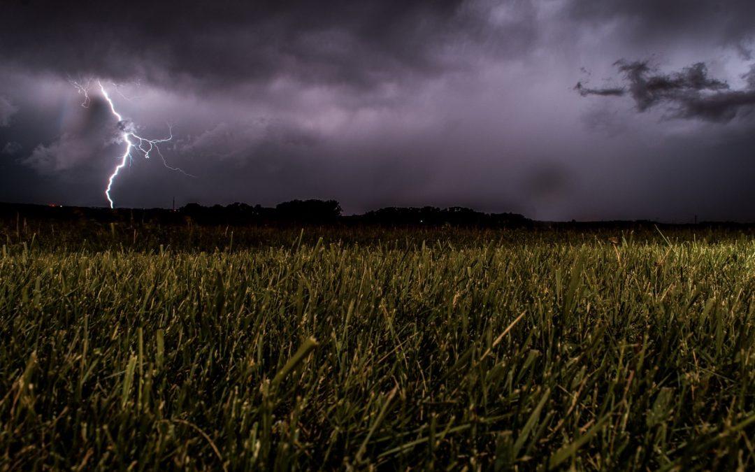 Sturm und Niederschläge!